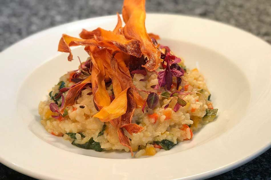 Risotto of The Day (V) (GF)